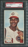 1964 Topps Giants Baseball #56 Vada Pinson PSA 9 (MINT) *0628