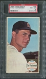 1964 Topps Giants Baseball #48 Carl Yastrzemski PSA 8 (NM-MT) *1216
