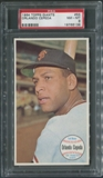 1964 Topps Giants Baseball #55 Orlando Cepeda PSA 8 (NM-MT) *6138