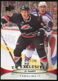 2011/12 Upper Deck Exclusives #421 Jiri Tlusty /100