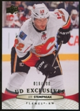 2011/12 Upper Deck Exclusives #425 Lee Stempniak /100