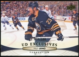 2011/12 Upper Deck Exclusives #430 Ville Leino /100