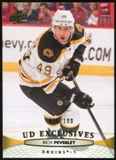 2011/12 Upper Deck Exclusives #437 Rich Peverley /100
