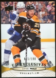 2011/12 Upper Deck Exclusives #439 Daniel Paille /100