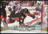 2011/12 Upper Deck Exclusives #444 Bobby Ryan /100