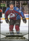 2011/12 Upper Deck Exclusives #463 Brad Malone YG /100