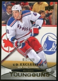 2011/12 Upper Deck Exclusives #485 Stu Bickel YG /100
