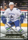 2011/12 Upper Deck Exclusives #496 Bill Sweatt YG /100