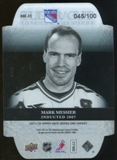 2011/12 Upper Deck Clear Cut Honoured Members #HOF31 Mark Messier /100