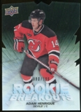 2011/12 Upper Deck Rookie Breakouts #RBAH Adam Henrique /100