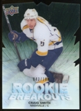 2011/12 Upper Deck Rookie Breakouts #RBCS Craig Smith /100