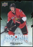2011/12 Upper Deck Rookie Breakouts #RBDR David Rundblad /100