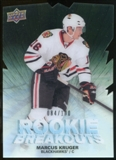 2011/12 Upper Deck Rookie Breakouts #RBMK Marcus Kruger /100
