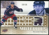 2011/12 Upper Deck Rookie Materials Patches #RMCA Cam Atkinson /25