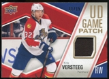2011/12 Upper Deck Game Jerseys Patches #GJ2KV Kris Versteeg /15