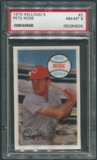 1970 Kellogg's Baseball #2 Pete Rose PSA 8 (NM-MT) *4505