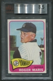 1965 Topps Baseball #155 Roger Maris BVG 8.5 (NM-MT+) *8521