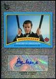 2013 Topps 75th Anniversary Autographs Diamond Sparkle #19 Roger Moore 13/75