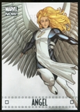 2014 Upper Deck Marvel Now Silver #4 Angel