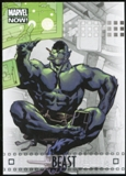 2014 Upper Deck Marvel Now Silver #8 Beast