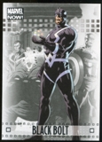 2014 Upper Deck Marvel Now Silver #11 Black Bolt