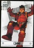 2014 Upper Deck Marvel Now Silver #18 Cammi