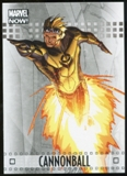 2014 Upper Deck Marvel Now Silver #19 Cannonball