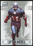 2014 Upper Deck Marvel Now Silver #20 Captain America