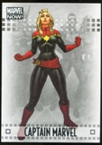 2014 Upper Deck Marvel Now Silver #21 Captain Marvel