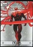 2014 Upper Deck Marvel Now Silver #23 Cyclops
