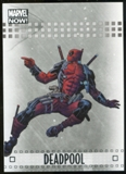 2014 Upper Deck Marvel Now Silver #25 Deadpool