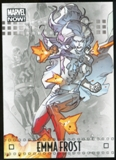 2014 Upper Deck Marvel Now Silver #30 Emma Frost