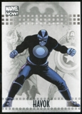 2014 Upper Deck Marvel Now Silver #35 Havok