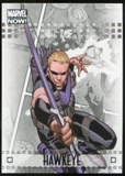 2014 Upper Deck Marvel Now Silver #36 Hawkeye