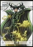 2014 Upper Deck Marvel Now Silver #37 Hela