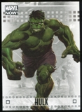 2014 Upper Deck Marvel Now Silver #39 Hulk