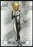 2014 Upper Deck Marvel Now Silver #44 Invisible Woman