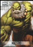 2014 Upper Deck Marvel Now Silver #56 Maestro