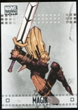 2014 Upper Deck Marvel Now Silver #57 Magik