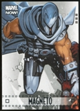 2014 Upper Deck Marvel Now Silver #58 Magneto