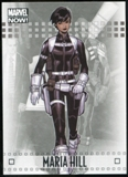 2014 Upper Deck Marvel Now Silver #60 Maria Hill
