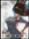 2014 Upper Deck Marvel Now Silver #61 Mary Jane Parker