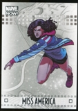 2014 Upper Deck Marvel Now Silver #64 Miss America