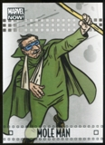 2014 Upper Deck Marvel Now Silver #66 Mole Man