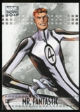 2014 Upper Deck Marvel Now Silver #68 Mr. Fantastic