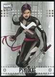 2014 Upper Deck Marvel Now Silver #77 Psylocke