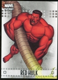 2014 Upper Deck Marvel Now Silver #79 Red Hulk