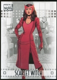 2014 Upper Deck Marvel Now Silver #84 Scarlet Witch