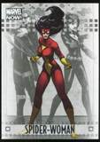 2014 Upper Deck Marvel Now Silver #88 Spider-Woman
