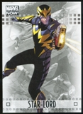 2014 Upper Deck Marvel Now Silver #89 Star-Lord